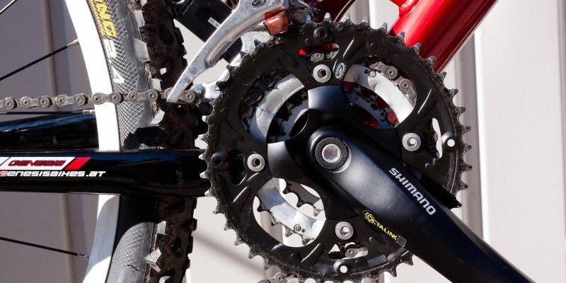 Oplev friheden på mountainbike-turen med flade pedaler