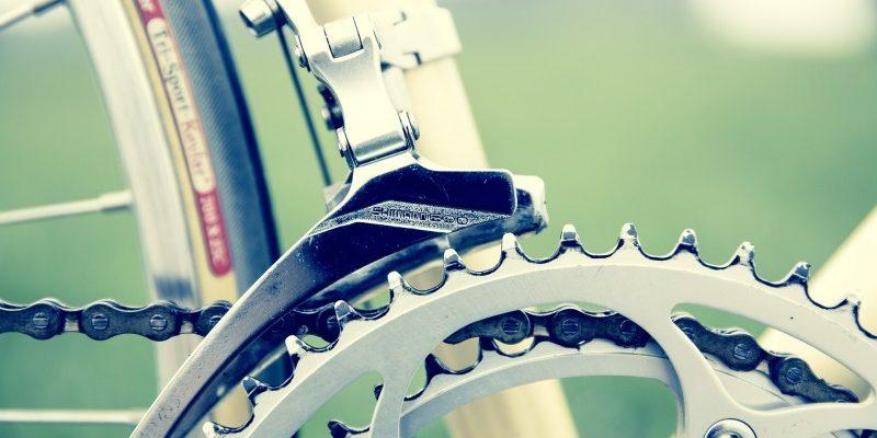 Kørsel på mountainbike