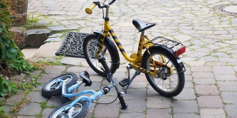 Derfor skal dit barn have en løbecykel